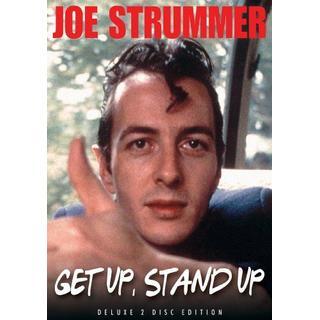 Joe Strummer - Get Up, Stand Up (Dvd+cd) [2010]